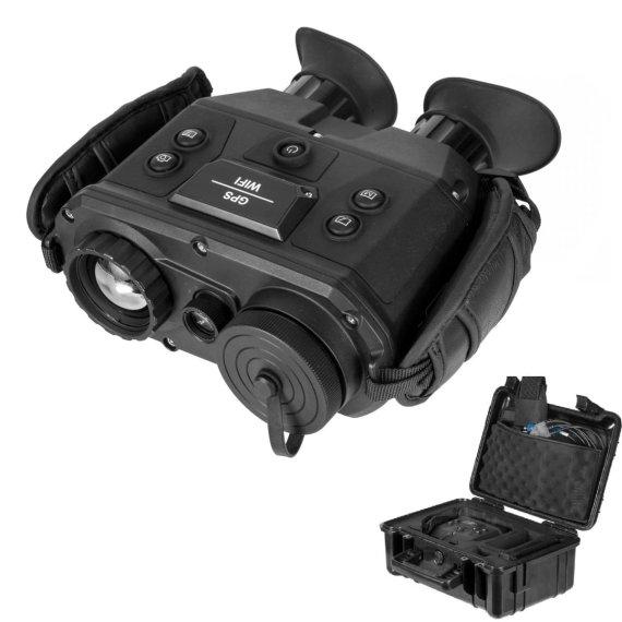 High-End Bi-Spektrum Binocular DS-2TS16-50 Wärmebild + Nachsicht  von Hikvision / Hikmicro