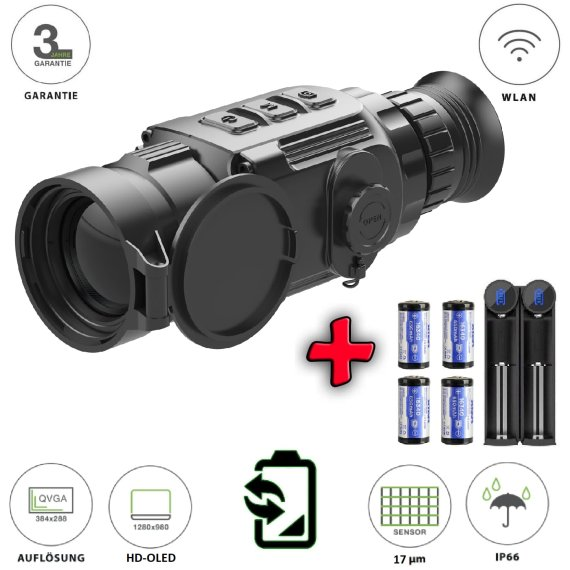 InfiRay Xeye CL35M Wärmebildkamera mit OLED-HD Display