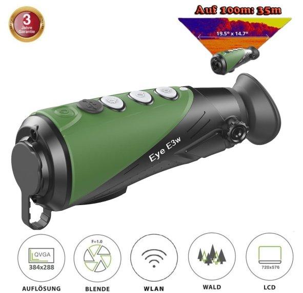 InfiRay Xeye E3W Wärmebildkamera  mit Wlan Modul