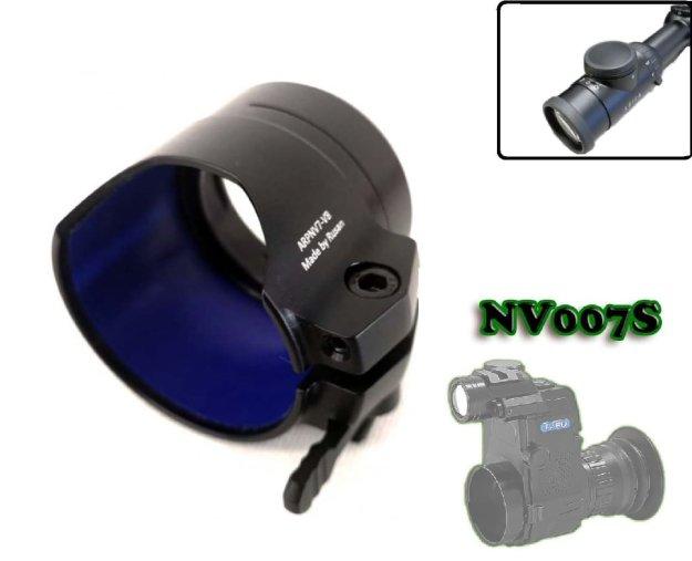 Leica Magnus Rusan Adapter für PARD NV007S Schnell-Montage