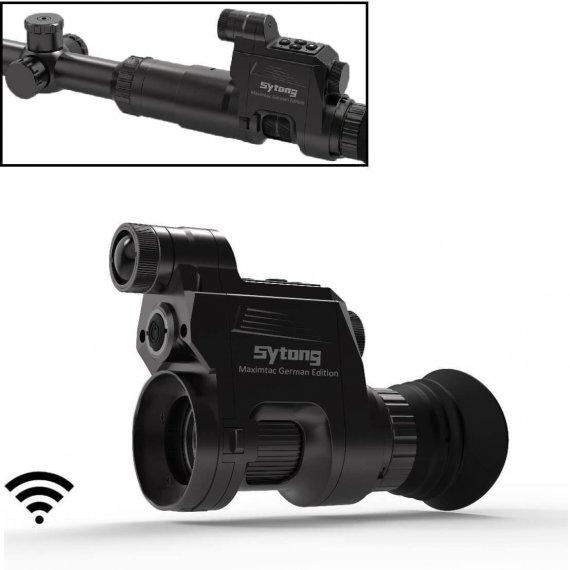 Sytong HT-66 German-Edition mit 16mm Linse, Nachtsichtgerät OHNE Adapter