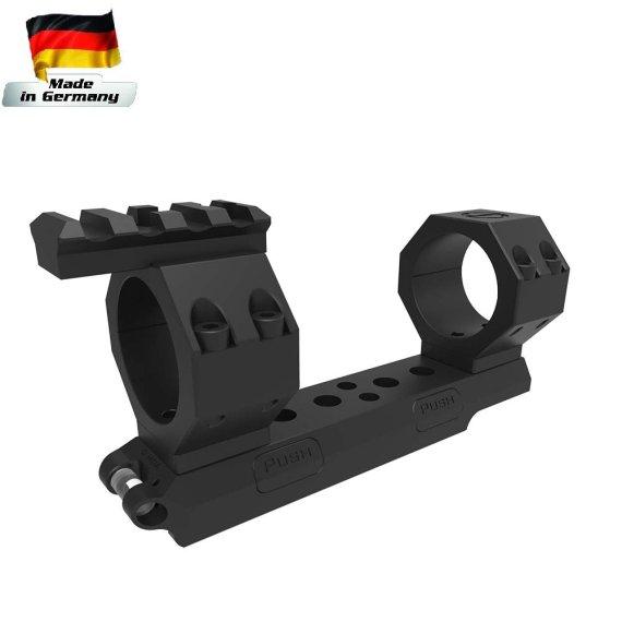 Schmeisser USM Block-Montage 25,4mm Ø, 30mm Ø oder 34mm Ø für Weaver- und Picatinny-Schiene