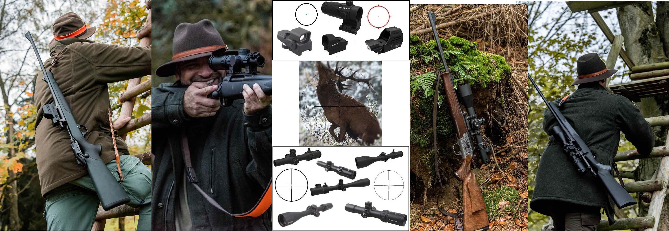 Zielfernrohr-fuer-die-Jagd-Jagdoptik-Zielhilfe