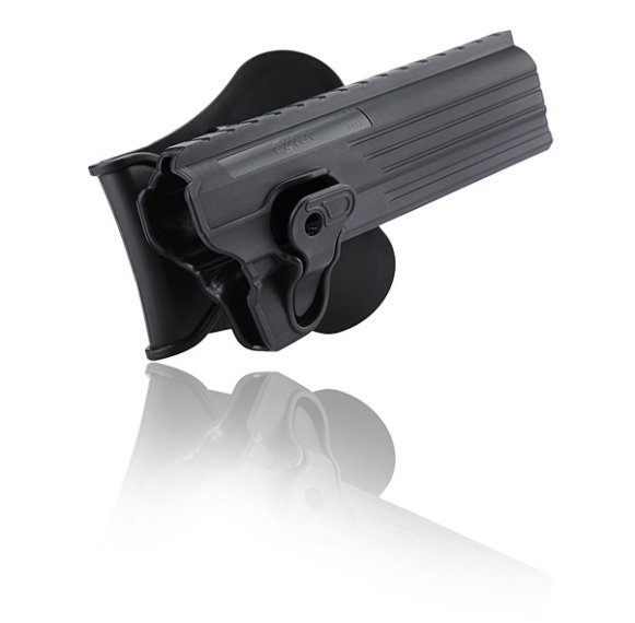Cytac Holster für Colt 1911 6 ZOLL mit Paddle 360° Rotations