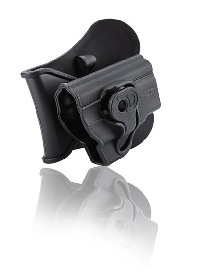 Cytac Holster für Smith & Wesson Bodyguard .380 mit Paddle