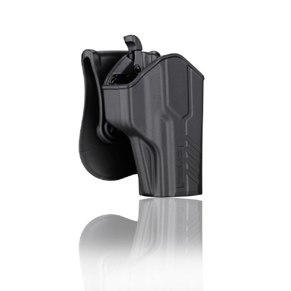 Holster für Sig Sauer P320 Compact & Carry » Modell 2018 « mit Quick Release Paddle